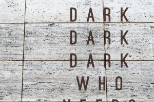 Dark Dark Dark – Who Needs Who