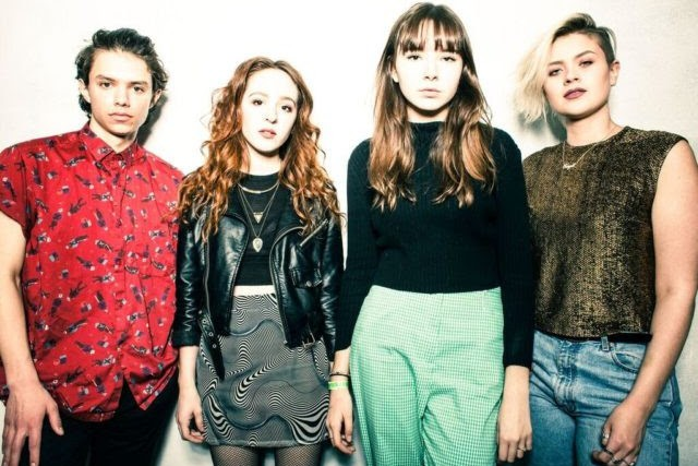 The Regrettes – Hey Now