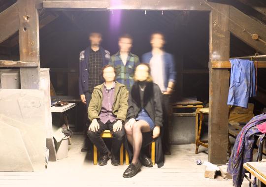 Team Picture – Potpourri Headache