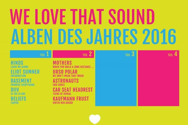 Die besten Alben 2016 – Teil 2/5