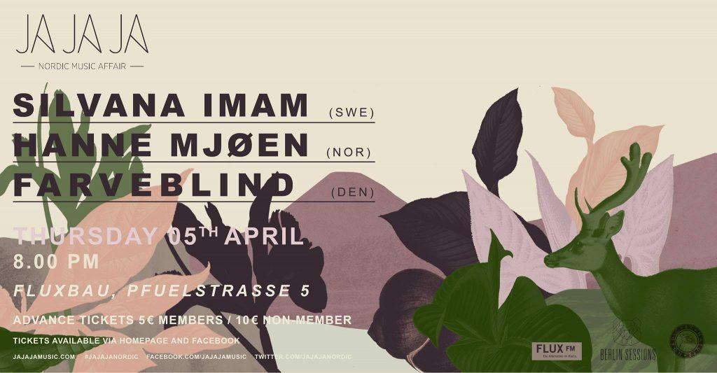 Ja Ja Ja Live feat. Silvana Imam, Hanne Mjøen & Farveblind