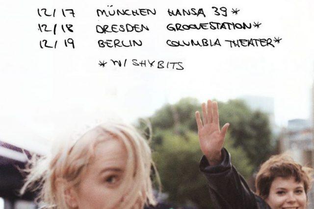 Gurr + Shybits Tour
